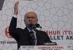 Son dakika MHP seçim beyannamesi açıklandı