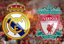 Şampiyonlar Ligi finali... Real Madrid Liverpool maçı bu akşam saat kaçta hangi kanalda