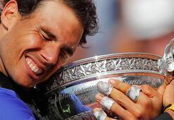 Nadal rekora ortak olmak için Fransa topraklarında