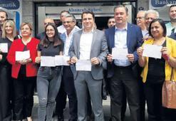 CHP'den İnce'ye bağış desteği