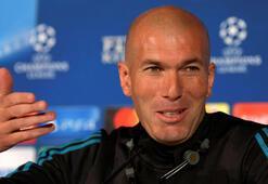 Zidane: Ronaldo, böyle maçlar için yaşıyor