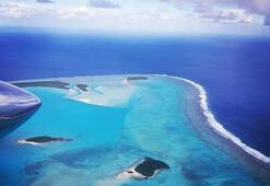 Dünyanın öbür ucu Cook Adaları