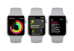 Apple Watch ile yaza formda girin