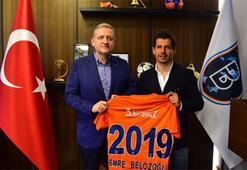 Emre Belözoğlu 1 yıl daha Başakşehirde
