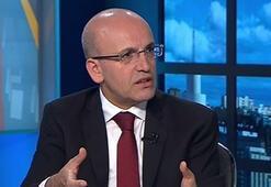 Son dakika: Mehmet Şimşekten Merkez bankası açıklaması