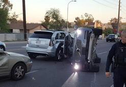 Uber kazasında sürücüsüz aracın frenleri devrede değildi