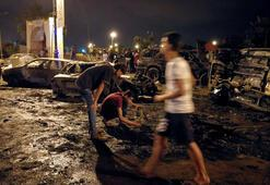 Libyada bombalı araçla saldırı