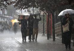 Meteoroloji'den son dakika uyarısı Az önce başladı, tüm yurdu saracak…