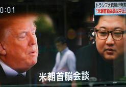 Son dakika... Kuzey Koreden Trumpa ilk tepki