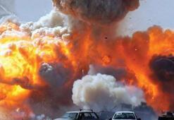 Son dakika: Libyada bombalı saldırı Ölü ve yaralılar var