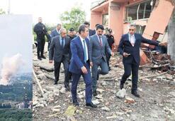 MKE Barut Fabrikası'nda patlama: 1 ölü, 4 yaralı