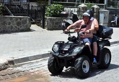 Son dakika: Turizm kenti Marmariste  yasak başladı