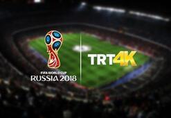 TRTden Dünya Kupası kararı Tüm maçlar 4K...