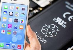 Apple, iPhoneunun pilini garanti dışı değiştirenlere 190 TL ödeyecek