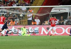 Antalyaspor ligin en çok gol yiyen 3. takımı
