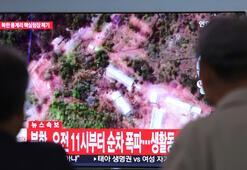 Son dakika... Kuzey Kore nükleer tesisi tamamen yıktı