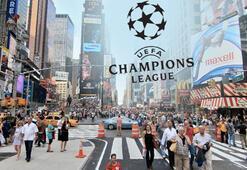 Şampiyonlar Ligi finali New Yorka