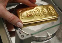 Altın bir anda tepetaklak olabilir