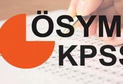 KPSS ne zaman KPSS'de geç başvuru olacak mı
