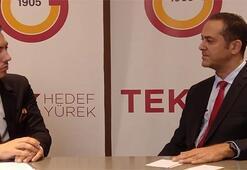 Ozan Korkut: Kendimi ne kadar Galatasaray'a ait hissediyorsam Fatih Terimi de...