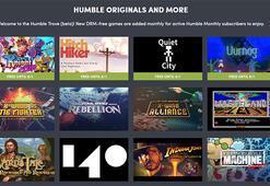 Humble Bundle, dört oyunu kısa süreliğine ücretsiz yaptı