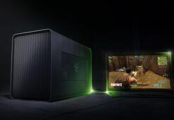 Razer Core X, laptopları masaüstü grafik seviyesine taşıyor
