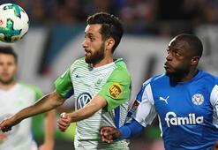 Wolfsburg, Bundesligada kaldı