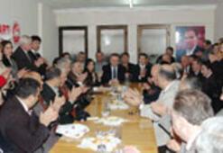 Kırat'tan ilk bölge toplantısı