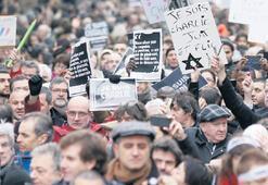 Charlie Hebdo saldırısının ardından...