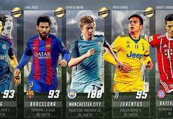 Avrupada 5 büyük lig sona erdi