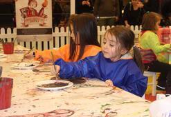 Salvador Dali, çocuklara ilham verecek