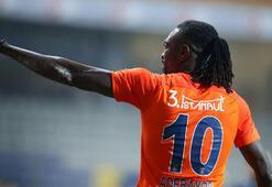 Medipol Başakşehirin en golcüsü Adebayor