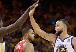 Warriors, Rocketsı farklı geçti