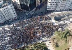 Tausende Menschen marschierten für Hrant Dink