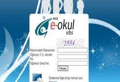 E-Okul Veli Bilgilendirme (VBS) ile öğrenci ders ve karne notları öğren