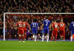Liverpool - Chelsea: 1-1