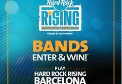 Hard Rock'dan dünyanın en büyük müzik yarışması