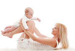 Doğum sonrası diyete dikkat