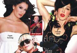 İzmirliler, 2010'a ünlülerle girecek
