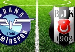 Adana Demirspor Beşiktaş: 1-4