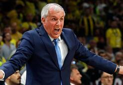 Zeljko Obradovic: Kazanmayı hak ettiler