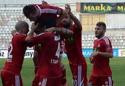Sivassporun Antalya kampı sona erdi