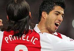 Naptın Ajax: 14-1