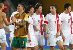 Avustralya, Çini devirdi, yarı finale çıktı