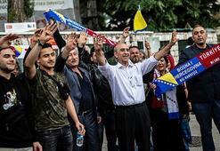 Cumhurbaşkanı Erdoğan, Avrupalı Türklerle Saraybosnada buluşuyor