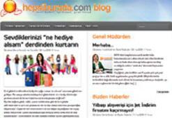 Online alışverişin lideri Hepsiburada 'blog' açtı