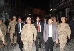 Jandarma Genel Komutanı Orgeneral Arif Çetin, Bitliste