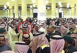 Cumhurbaşkanı Erdoğana ikizi kadar benzeyen Suud Prens