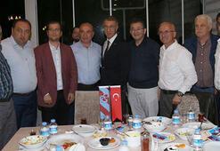 Trabzonsporda iftar organizasyonu