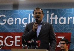 Başbakan Yardımcısı Çavuşoğlu gençlerle iftarda buluştu